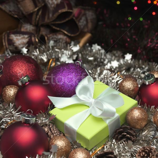 luxury christmas Stock photo © pedrosala