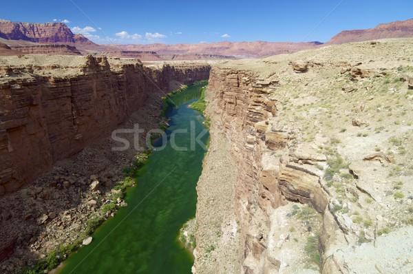 Stock photo: Colorado river