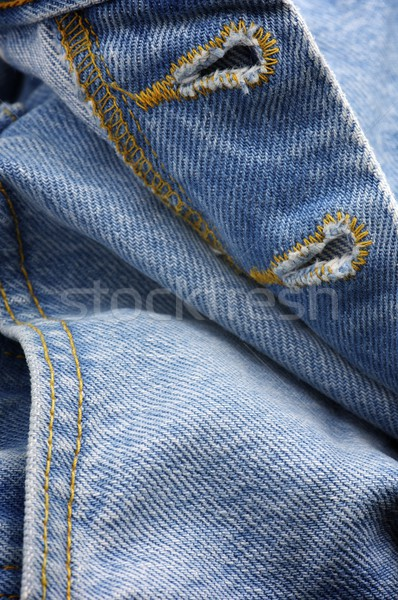buttonhole closure Stock photo © pedrosala
