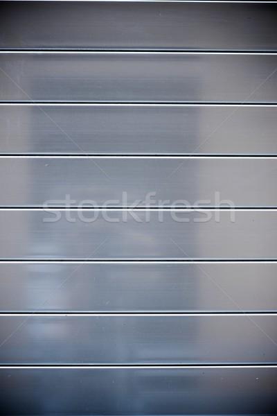 Metal kör yüksek karar karanlık duvar kağıdı Stok fotoğraf © pedrosala