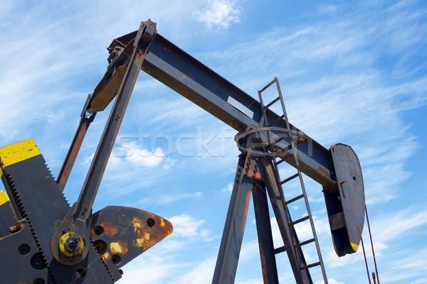 Oilfield Stock photo © pedrosala