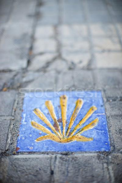 Santiago Route Stock photo © pedrosala