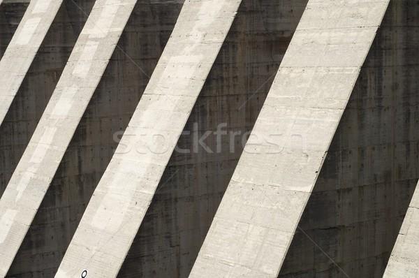 dam detail Stock photo © pedrosala
