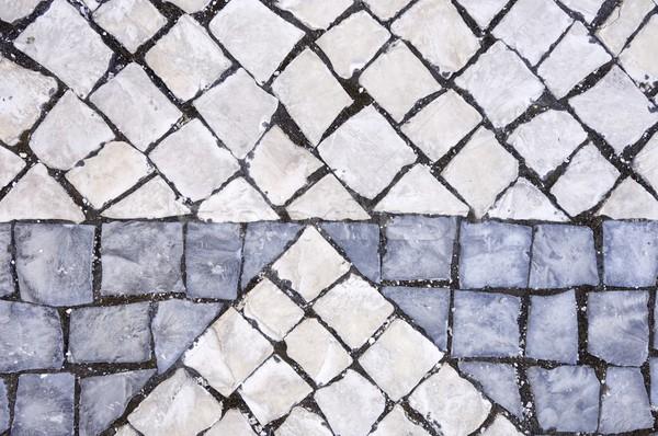 cobblestones Stock photo © pedrosala