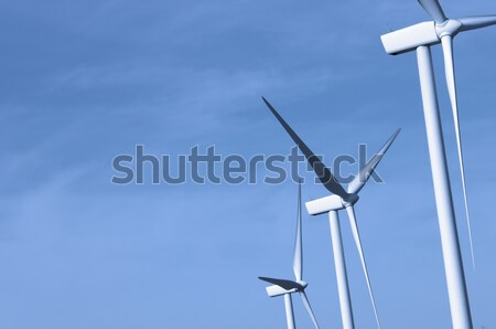 wind energy Stock photo © pedrosala