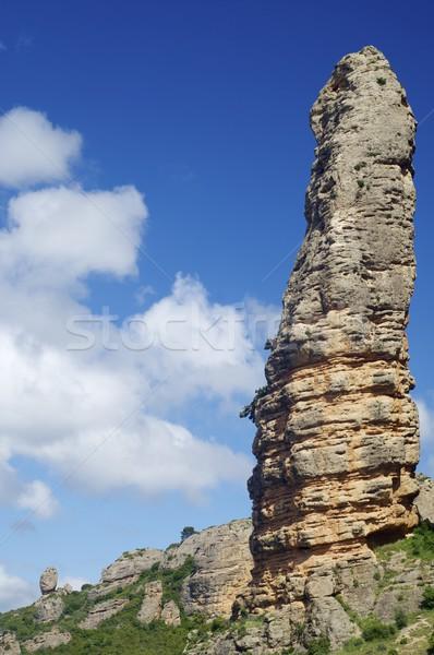 Rock spire Stock photo © pedrosala