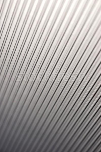 Metal superficie metallica design wallpaper sfondi line Foto d'archivio © pedrosala