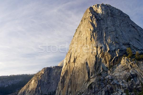 自由 キャップ ヨセミテ国立公園 カリフォルニア 米国 空 ストックフォト © pedrosala