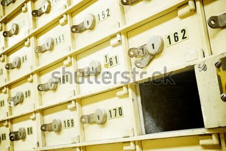 Safe cells Stock photo © pedrosala