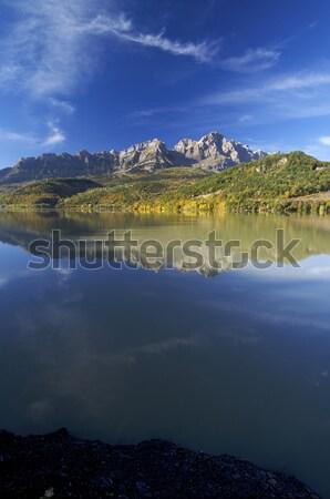 lake Stock photo © pedrosala