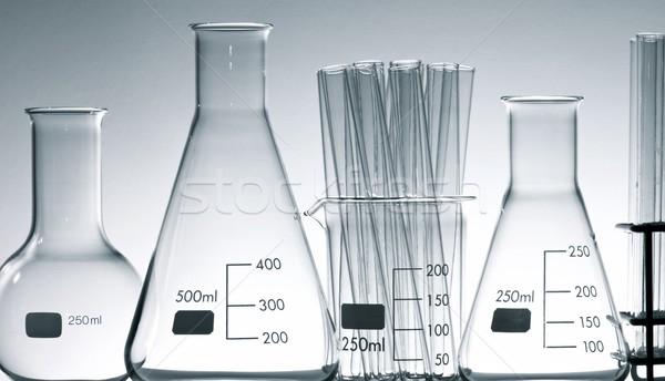 Stock photo: laboratory equipment