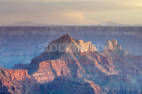Grand Canyon park USA természet tájkép hegy Stock fotó © pedrosala