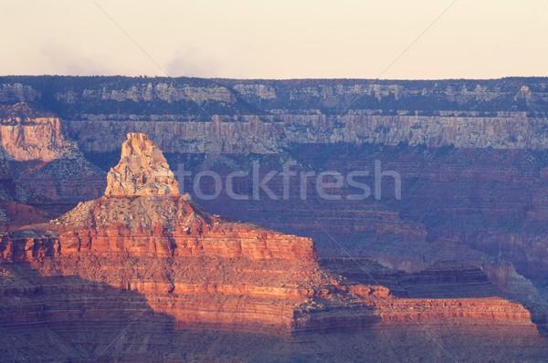 Гранд-Каньон парка Аризона США горные рок Сток-фото © pedrosala