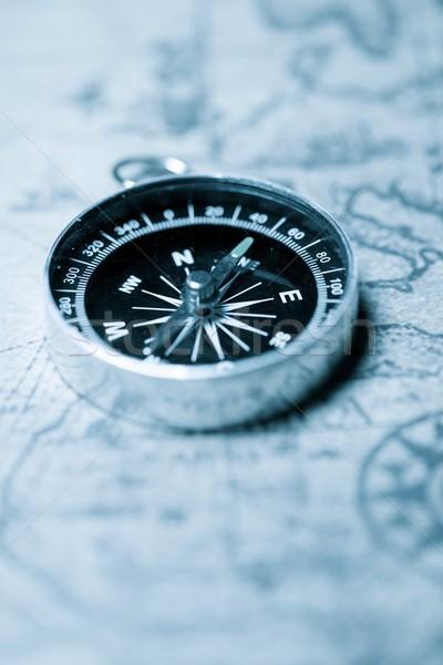 Vintage navigation concept Stock photo © pedrosala