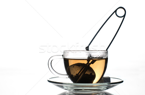 Black tea Stock photo © pekour