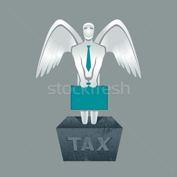 Tax obligation   Stock photo © penivajz