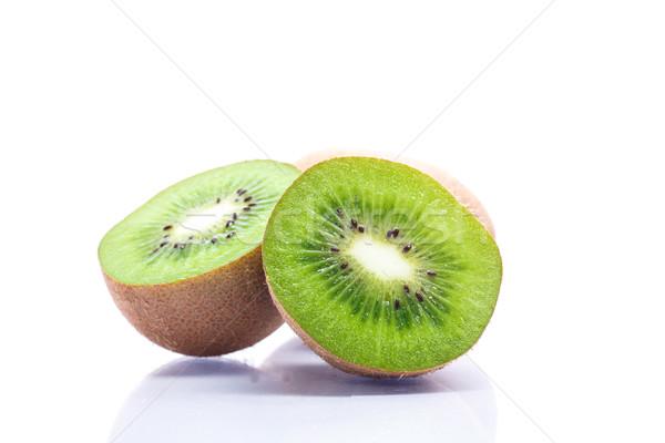Juicy kiwi fruit Stock photo © Peredniankina