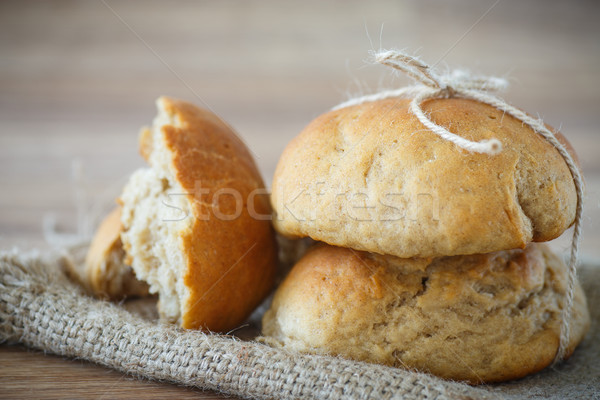 buckwheat scones Stock photo © Peredniankina