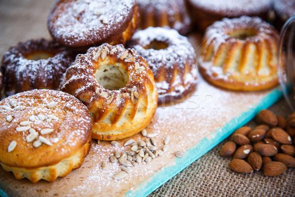 cheese muffins Stock photo © Peredniankina