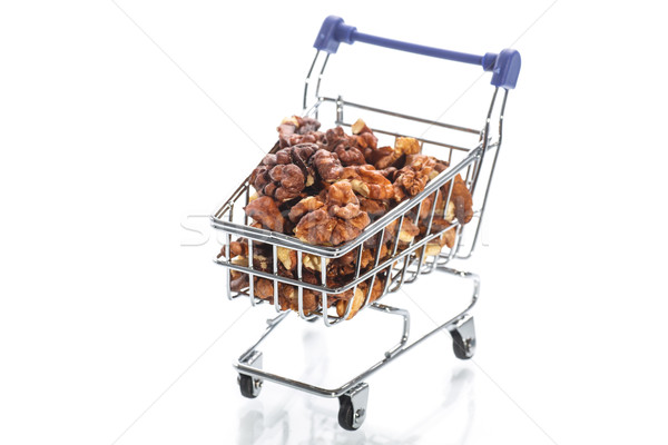 walnuts Stock photo © Peredniankina