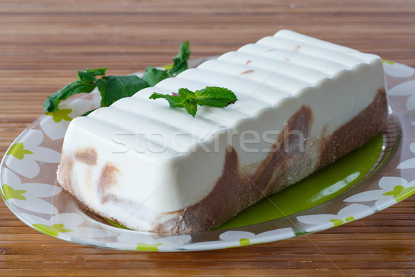 curd dessert Stock photo © Peredniankina