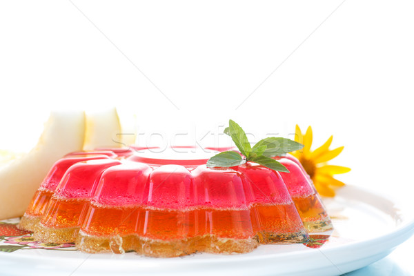 puff jelly Stock photo © Peredniankina