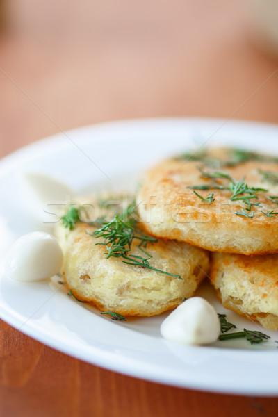 potato croquettes Stock photo © Peredniankina