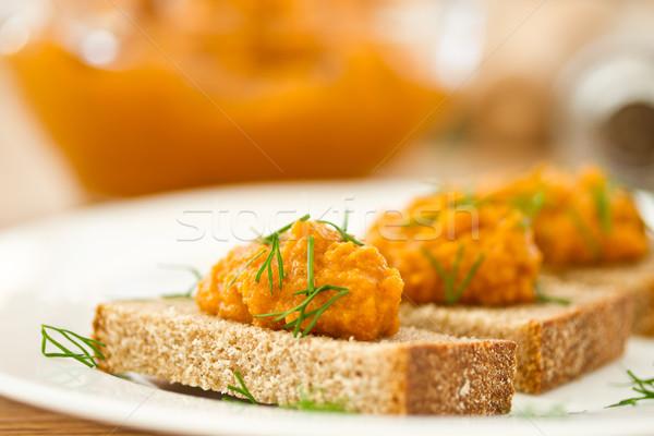 caviar squash Stock photo © Peredniankina