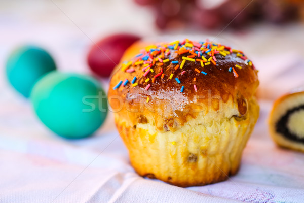 Easter baking Stock photo © Peredniankina