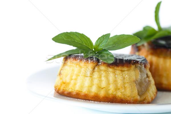 curd muffins Stock photo © Peredniankina