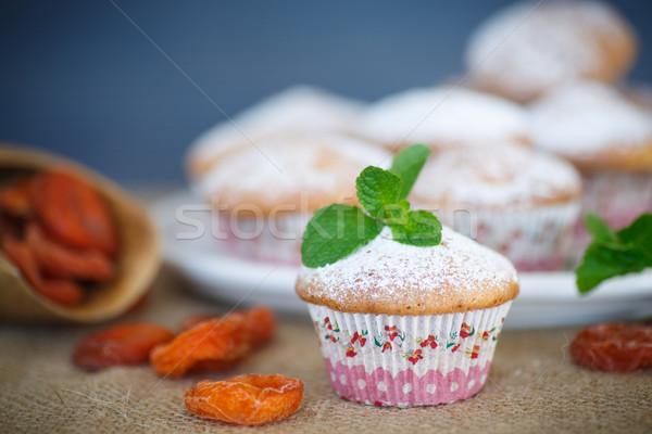Doce secas comida festa pão Foto stock © Peredniankina