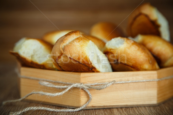 pastry stuffed  Stock photo © Peredniankina