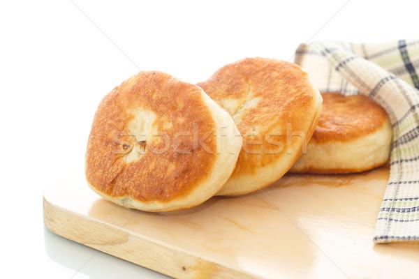 potato patty Stock photo © Peredniankina
