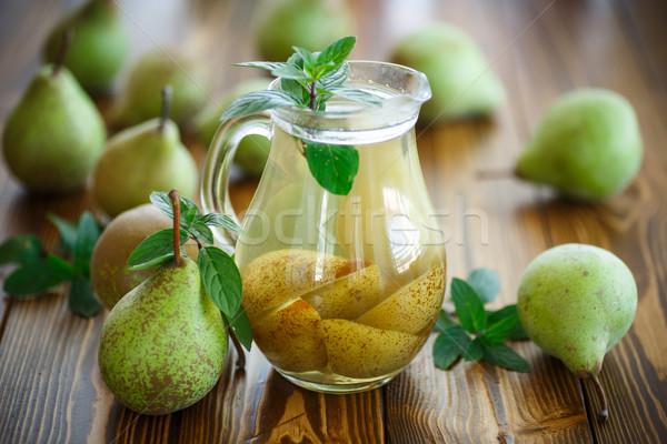 pear compote Stock photo © Peredniankina