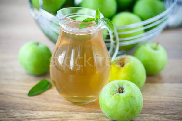 apple compote Stock photo © Peredniankina