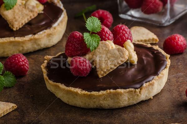 チョコレート ナッツ 砂糖 食品 デザイン ホーム ストックフォト © Peteer