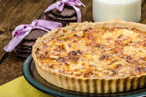 Stockfoto: Vegetarisch · biscuits · pure · chocola · alle · eigengemaakt · voedsel