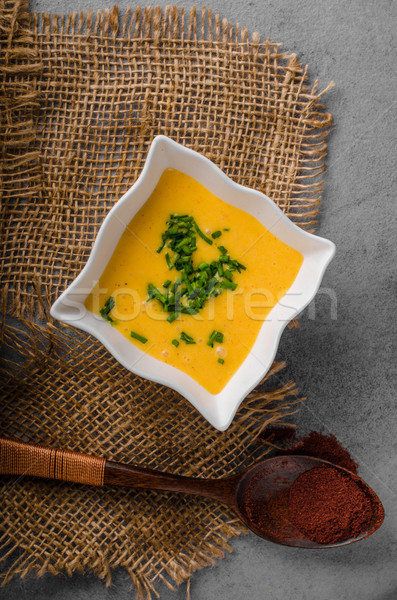 Hollandaise sauce product photo Stock photo © Peteer
