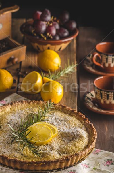 伝統的な ハンガリー語 フライド パンケーキ 酵母 チーズ ストックフォト © Peteer