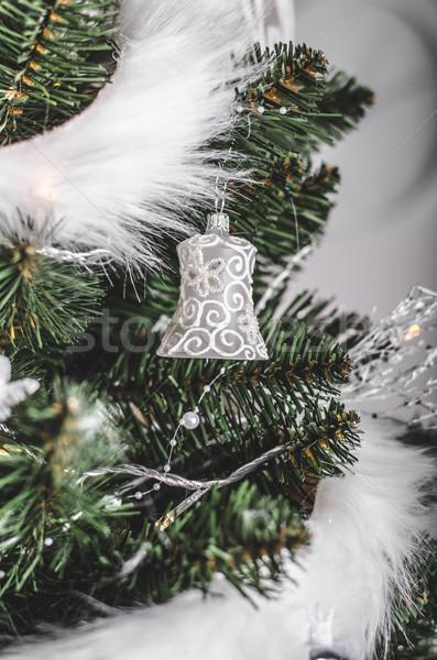 Christmas tree traditional Stock photo © Peteer