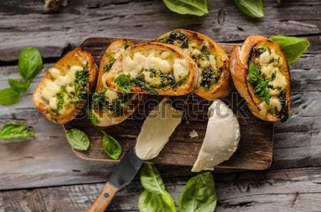 Breakfast burrito Stock photo © Peteer