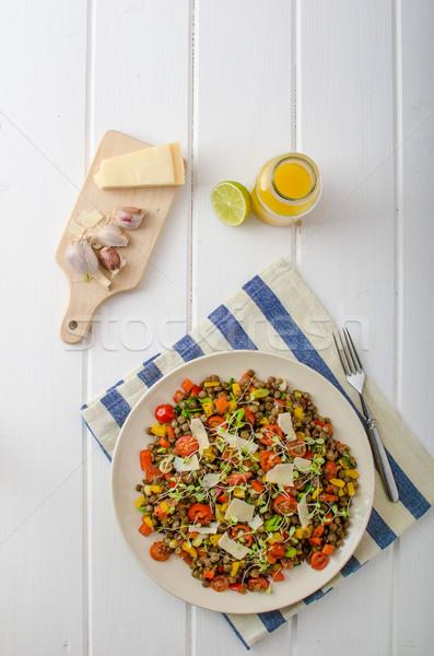 Салат bio здорового Сток-фото © Peteer