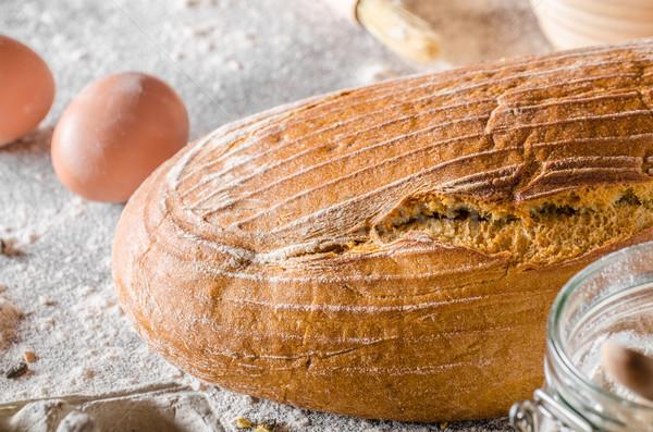 パン クミン 準備 文字 無料 ストックフォト © Peteer