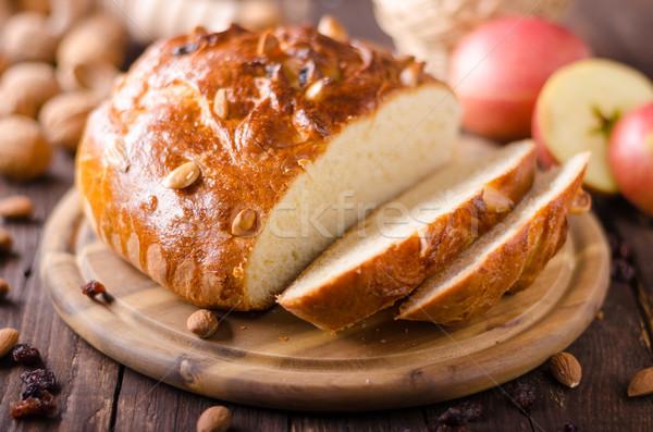 Czech cake chrismas celebration Stock photo © Peteer