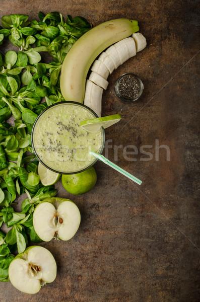 Delicioso manzanas cal manzana frutas Foto stock © Peteer