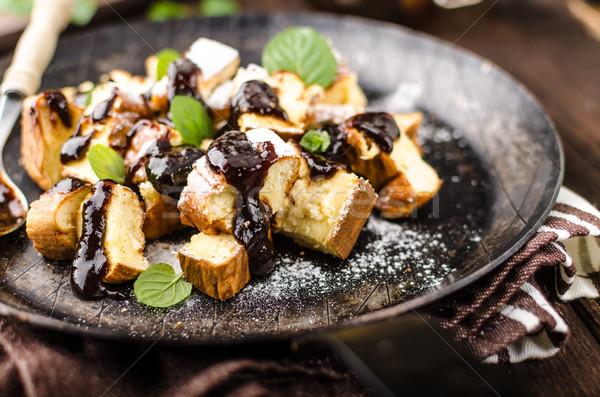 десерта продовольствие фотографии складе Сток-фото © Peteer