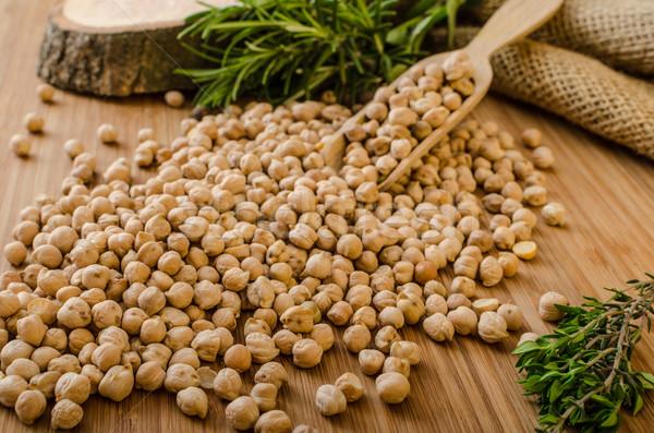 Brut saine simple délicieux utilisé Photo stock © Peteer
