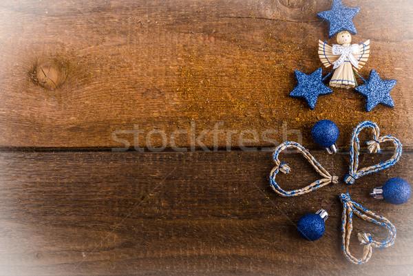 Christmas background Stock photo © Peteer