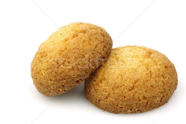 Dutch cookies called 'bitterkoekjes' Stock photo © peter_zijlstra