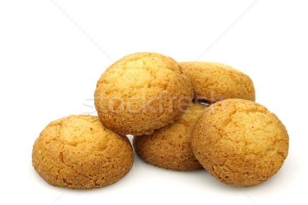 голландский Cookies Sweet мягкой Голландии Нидерланды Сток-фото © peter_zijlstra